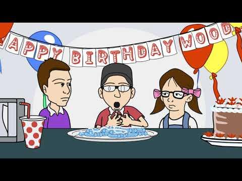Chuck E Cheese's New Menu | Animated Podcast
