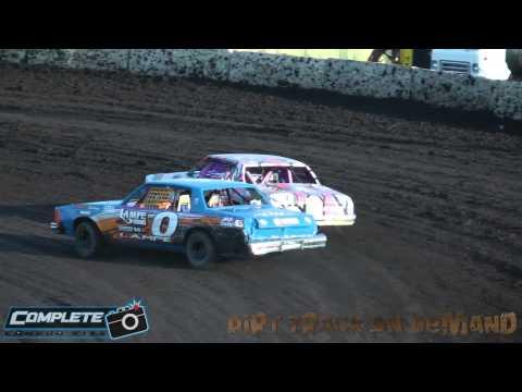 Algona Raceway Frost Buster Cruiser Feature 04-05-14
