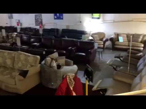 Sofa King Showroom Video 2017