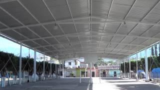 Infraestructura Deportiva Yautepec 2014