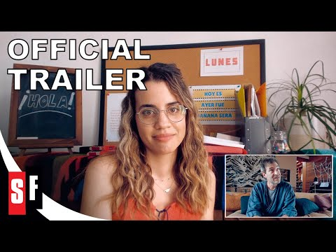Language Lessons (2021) - Official Trailer (HD)