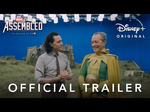 Marvel Studios' Assembled: The Making of Loki | Official Trailer