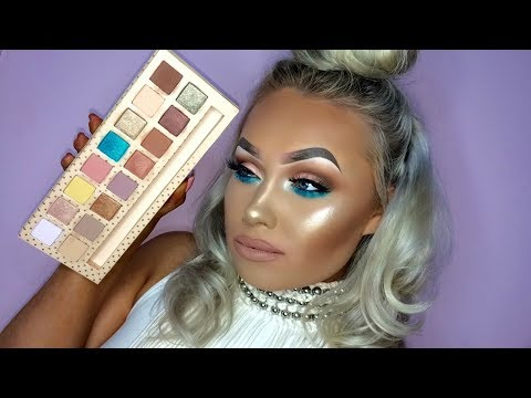 KYLIE JENNER VACATION PALETTE REVIEW & SWATCHES