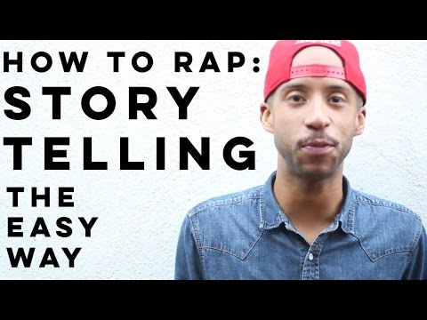 How To Do Storytelling Raps: A Quick Secret To Make It Easier