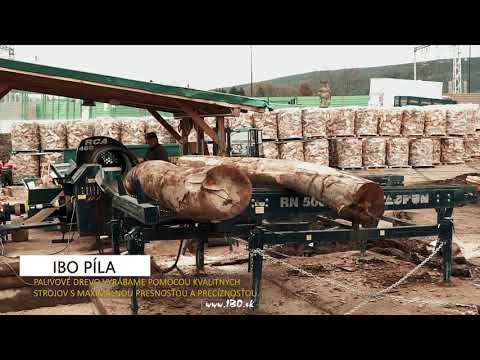 Výroba Palivového Dreva | IBO PÍLA
