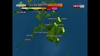 QRT: Weather update as of 5:58 p.m. (February 18, 2019)