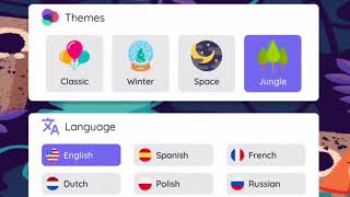 How to have a quiz in Quizizz read aloud to the user