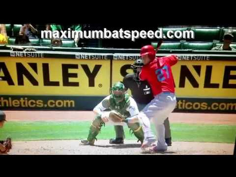 Mike Trout-Apply Your Swing In Sequence For Power