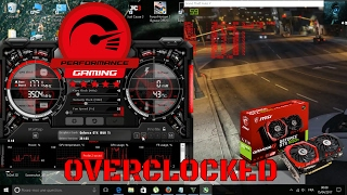 gtx 1050ti overclocking guide safe and efficient