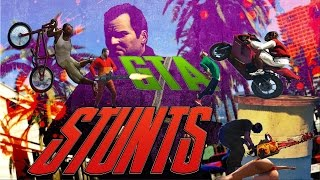 Best of GTA V Epic Stunts #1