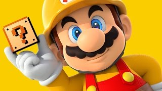 Super Mario Maker Challenges and Mario Maker Community Levels | Funny Moments and Fails