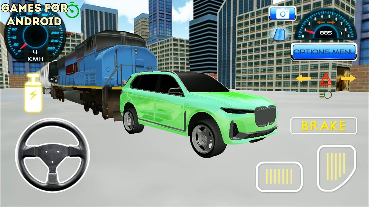 X7 Car Driving Simulator - Android gameplay - Games for Android