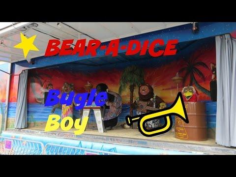 Bear-a-Dice - Boogie Woogie Bugle Boy (Rare Show!!)