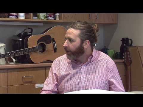 Arts and Mental Health: Tom Curry on Music for Mental Wellness