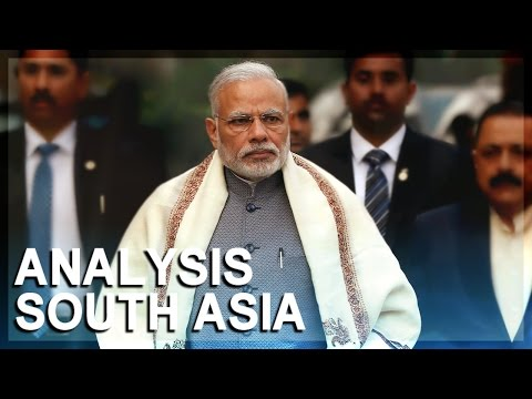 Geopolitical analysis 2017: South Asia
