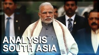 Geopolitical analysis 2017: South Asia thumbnail