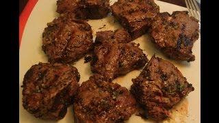 Lamb Chops Mediterranean Inspired Recipe