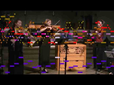 Pachelbel, Canon in D (2.2 of 3), performed by Voices of Music