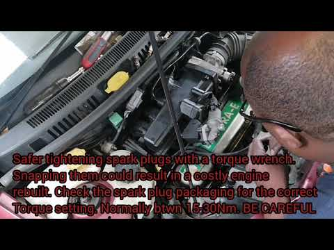 Ford Ka 1.3 2002, Misfire, Heating/heater Matrix Fix And Servicing
