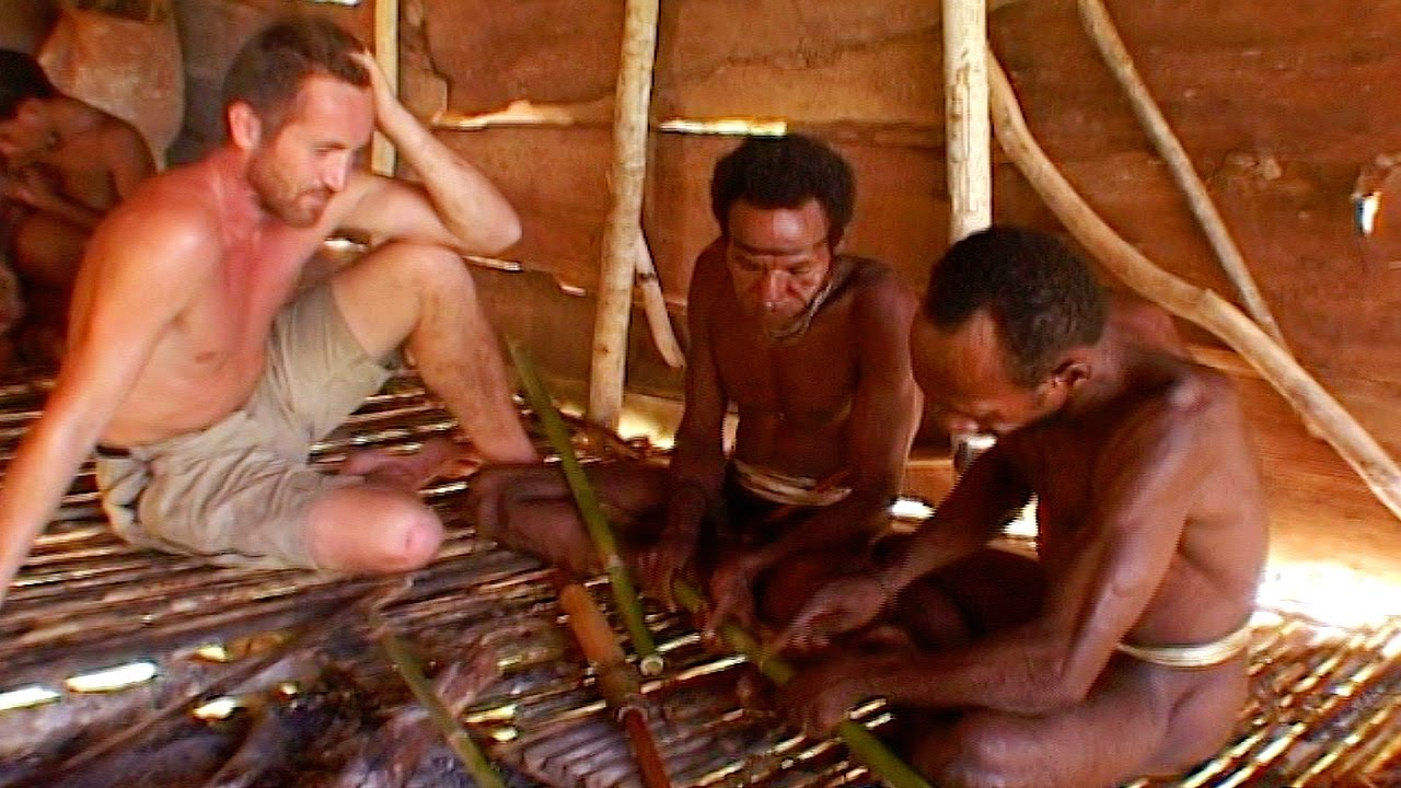 Cannibalism - Tribe With Bruce Parry - BBC