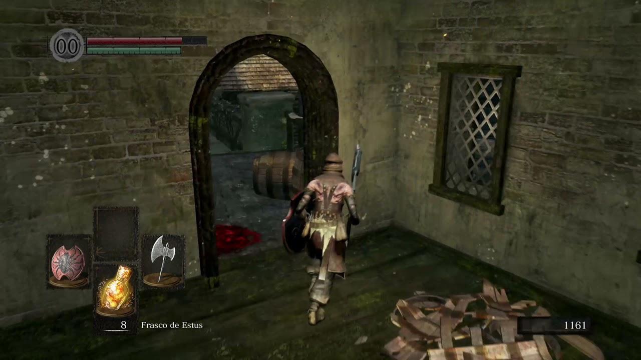 Dark Souls Remastered  Vaca Alien contra los oscuros #darksoulsremastered