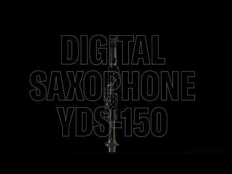Yamaha Digital Saxophone YDS-150