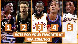 Shaqtin' A Fool: What's worse, the travel or the finish? | Inside the NBA | NBA on TNT