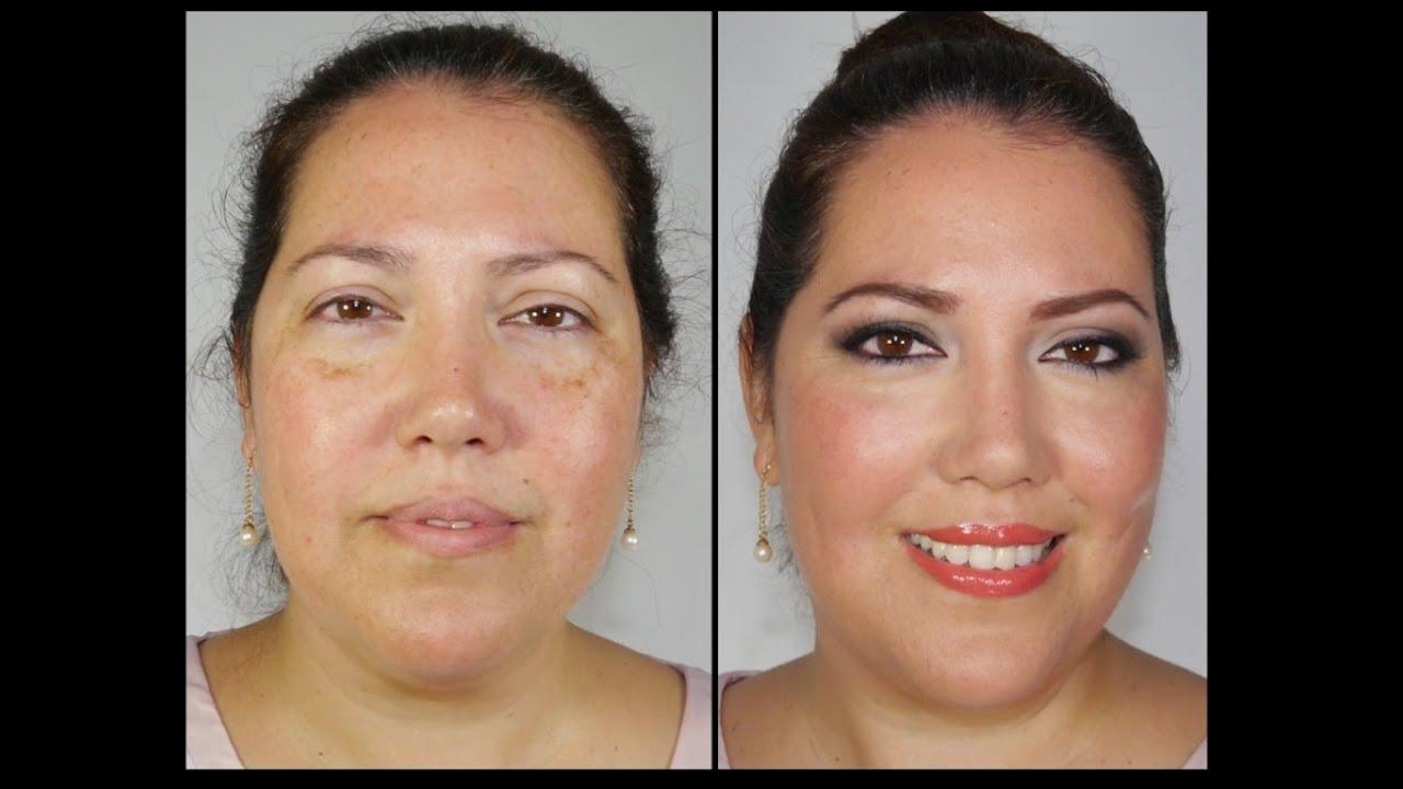 errores de maquillaje a los 50