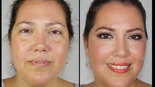 Maquillaje Rejuvenecedor - Para Mujeres de 40 a mas Rápido y Simple