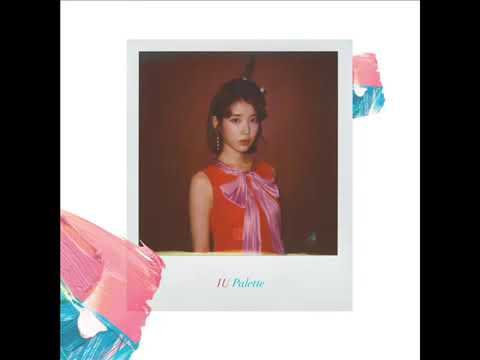 IU (아이유) 밤편지 (Through The Night) (MP3 Audio) [Palette]