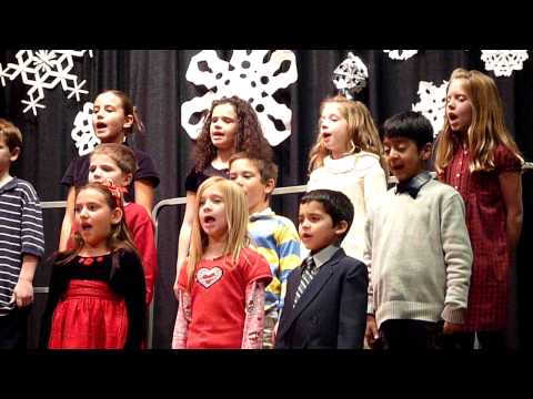 Seaview Elementary School Holiday Show 2009