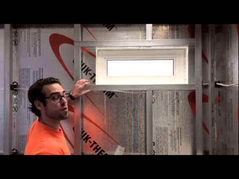 cis window finishing youtube rh youtube com how to build a basement window well cover how to build a new basement window
