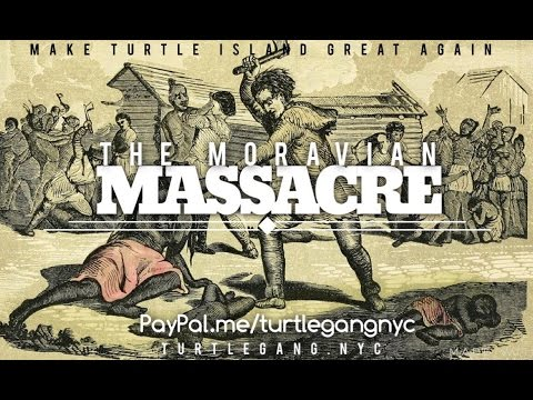 (Gnadenhutten) The Moravian Massacre