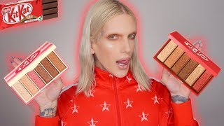 Kit Kat Eyeshadow Palette… Is it Jeffree Star Approved?
