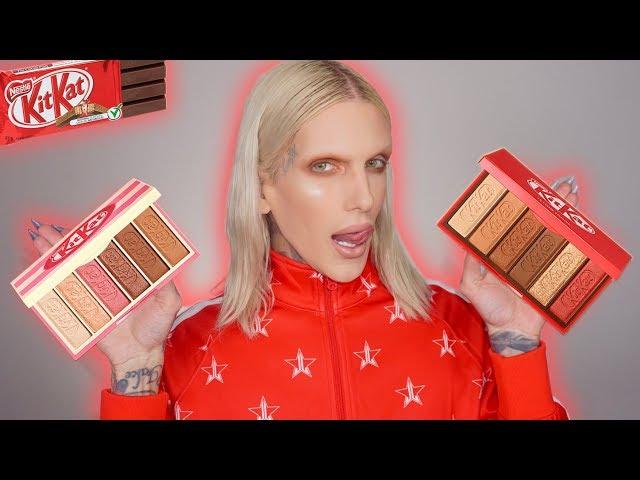 Kit Kat Eyeshadow Palette… Is it Jeffree Star Approved?