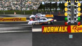 IHRA DRAG RACING GAME PRO STOCK