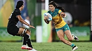 WOMEN´S RUGBY TRIBUTE  ▪️ Best Tries, Tackles & Offloads ᴴᴰ