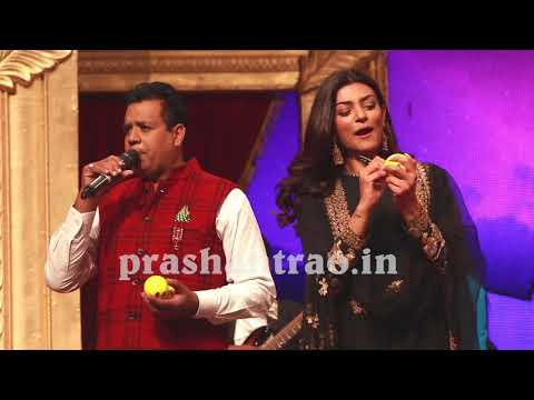 sushmita sen and  shridevi live latest with prashant rao