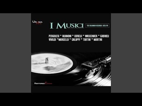 Harpsichord Concerto In F Major (Version For Piano) : IV. Balleto Spiritoso