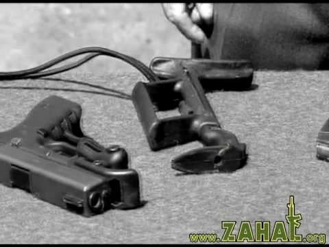 ZAHAL - FAB Defense - Full Auto Glock Accessories In Action