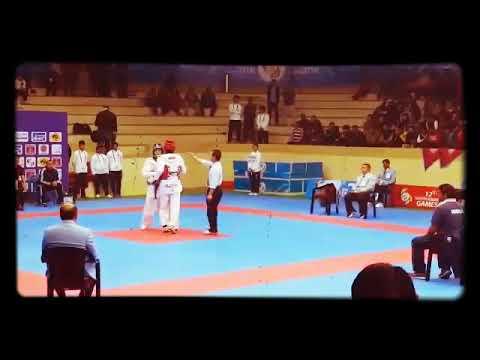 Rahulla Nikpai Vs Naveen Sandhu South Asian Games 2016