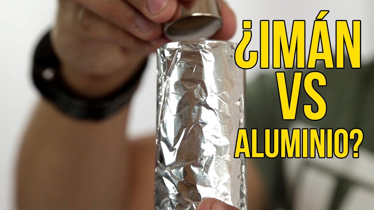 Qu ocurre si metes un im n en un tubo de aluminio - Tubo de aluminio ...