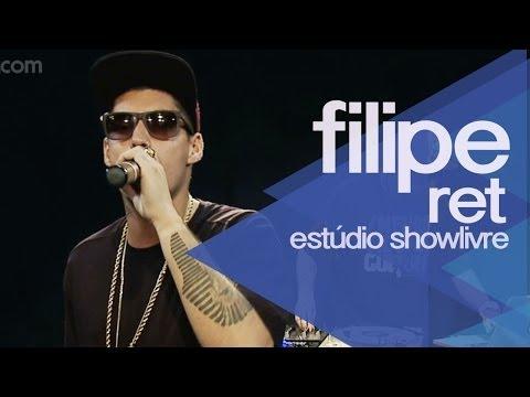 """""""Devaneios retianos"""" - Filipe Ret no Estúdio Showlivre 2014"""