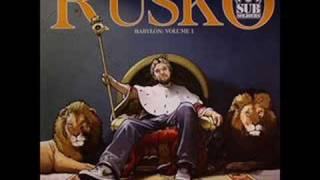 Rusko - Cockney Thug