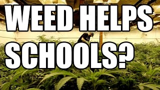 Legalized Marijuana = Millions For Public Schools In Colorado