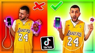 We Tested VIRAL TikTok Life Hacks... *SHOCKING*