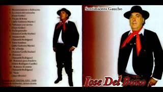 José Del Bono, recitador (Un par de botas)