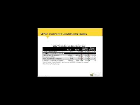 WSU Index - August 2013