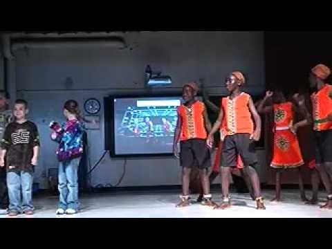 Uganda Choir at Delaware