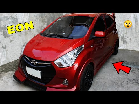 Top 5: BEST Modified Hyundai Eon ! ! !